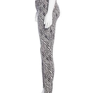 J Brand Jeans - J Brand Mid-Rise Womens Zebra Skinny Stretch Jeans